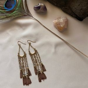 3 FOR $12 EARRINGS!! Express chandelier earrings